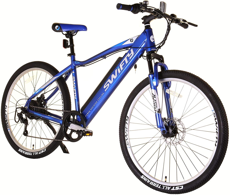 Swifty electric mountain bike review