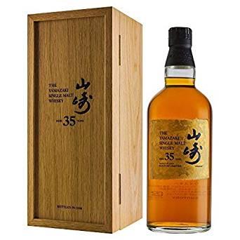 Yamazaki 35-Year-Old Japanese Whiskey